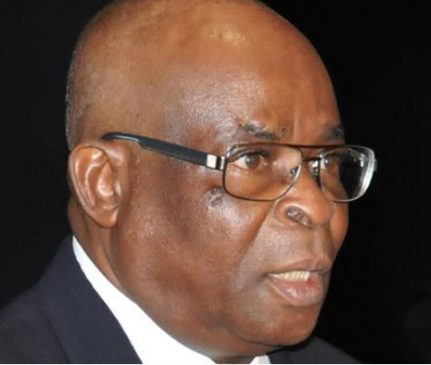 Federal High Court stops FG's plan to arraign the Chief Justice of Nigeria, Walter Onnoghen before the Code of Conduct Tribunal