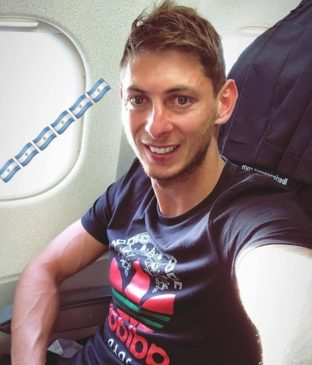 'This plane seems like it is falling to pieces, send someone to find me' – Emiliano Sala's last WhatsApp audio note to friends before his plane went missing