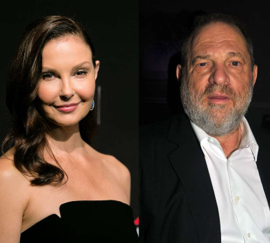 Judge dismisses Ashley Judd's sexual harassment claim against Harvey Weinstein