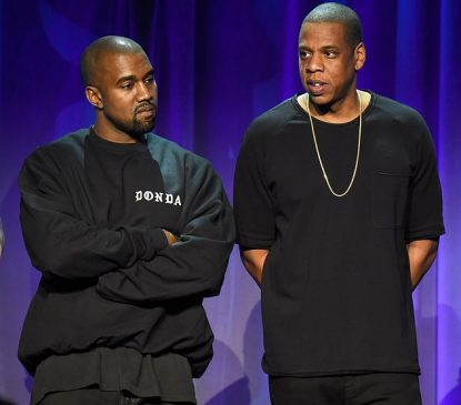 Kanye West sues Jay-Z's Roc-A-Fella Records