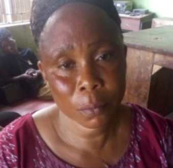 Woman arrested for allegedly dumping lover's corpse in a bush in Ogun.