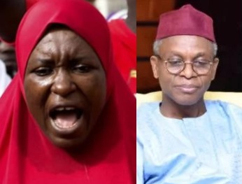 "Body bag: ""Just freaking shut up and stop explaining yourself"" – Aisha Yesufu tells Gov El-Rufai"