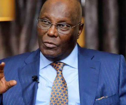 "Atiku Abubakar addresses world press conference, ""Not even the military has conducted such a worst election in our nation's history'"