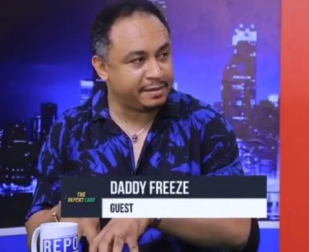 Daddy Freeze blames pastors as Instagram deletes his account