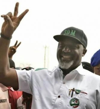 Dino Melaye wins Kogi West Senatorial District Election