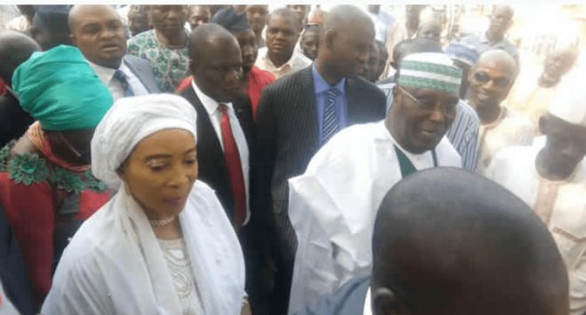 Election Update: Atiku floors Buhari inside Aso Rock polling unit and more results