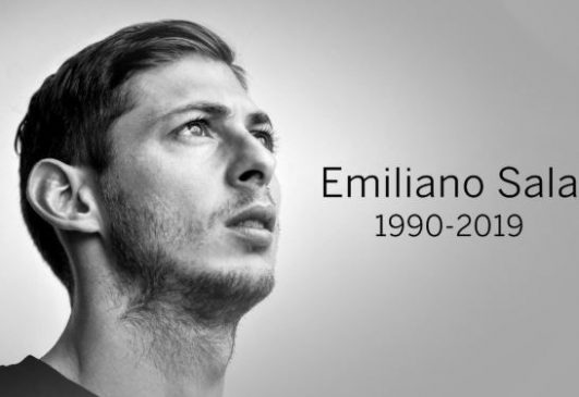 Tears flow as Friends and family pay tribute to Emiliano Sala at a special memorial in his home town of Santa Fe, Argentina