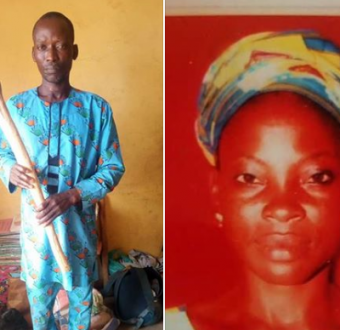 Photos: Mother of five killed and buried by her lover after defrauding her N530k in Ogun