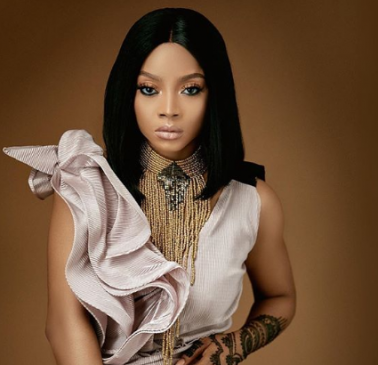 I get tired of praying to God about Nigeria, I hope we all appreciate Goodluck Jonathan now- Toke Makinwa