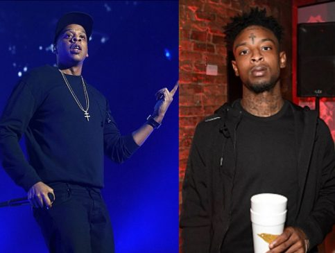Jay-Z hires an attorney to help so he's not deported to the UK,slams ICE for arresting 21 Savage.