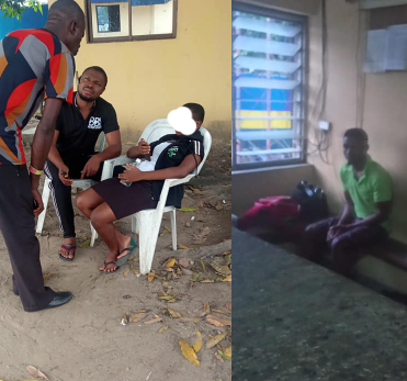 Man arrested for impregnating 14 year old girl in Warri