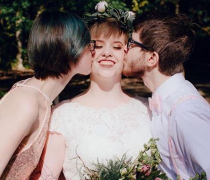 'My girlfriend was a bridesmaid at my wedding' – Woman reveals shocking story of how her hubby allowed her to start a polyamorous relationship