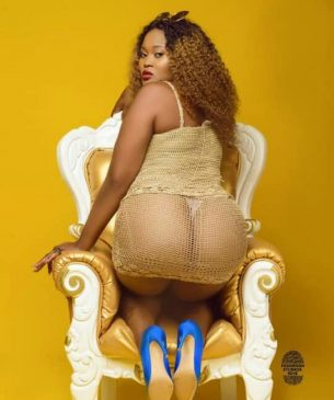 'Men are dying for my big ass, it's my selling point' – Nollywood actress, Pat Agwu