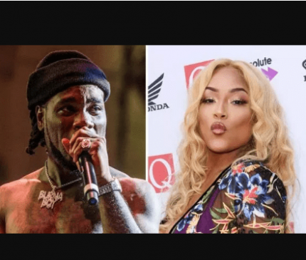 'Stefflon Don is the perfect person, she is my wifey' – Burna Boy gushes about his woman (Video)