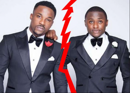 'He lied to the world to make himself look good!' – Ubi Franklin responds to Iyanya's interview, shares company document on IG