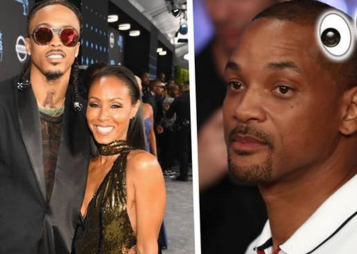 Alsina's new song insinuate he 'smashed' Will Smith's wife, Jada Pinkett as Social media go crazy on this