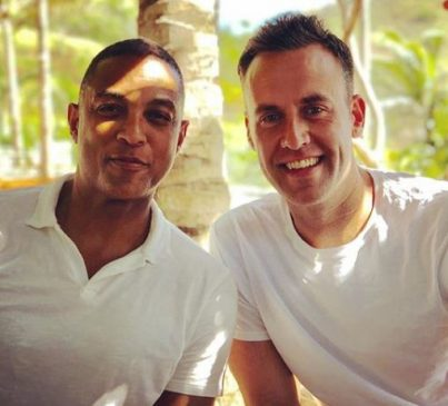 CNN news anchor Don Lemon is engaged to boyfriend, Tim Malone
