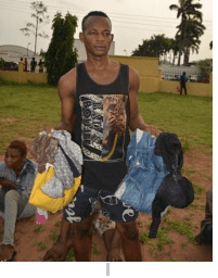 Photos: Cultist who lures female job seekers, rapes them and takes their nude photos arrested by Imo police