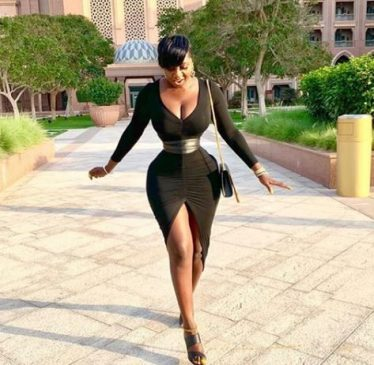 'Female entertainers are recycling and dating the same men' – Curvy Actress, Princess Shyngle