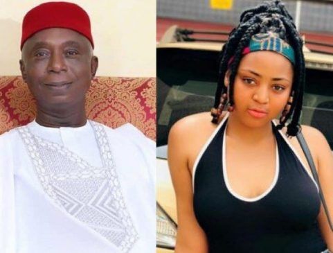 Nolloywood Gossip: See people reaction on media reports that Regina Daniels secretly became the 6th wife of billionaire politician, Ned Nwoko