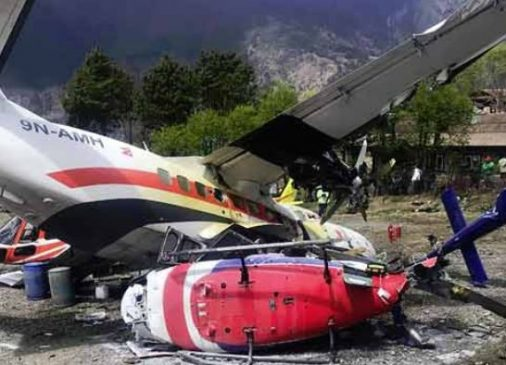 Three people killed In helicopter accident near Mount Everest