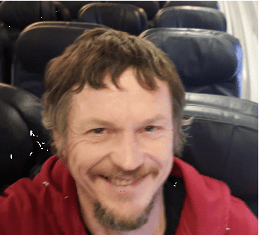 See the man who was the only passenger in a 189-passenger Boeing 737 plane to Italy
