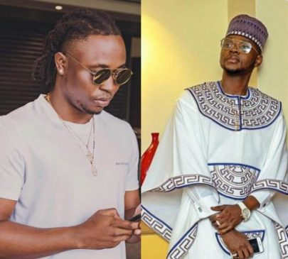 You are a traitor, you tricked us and collected my N15m to boost your own shaking career – Kizz Daniel's artist Demmie Vee calls him out