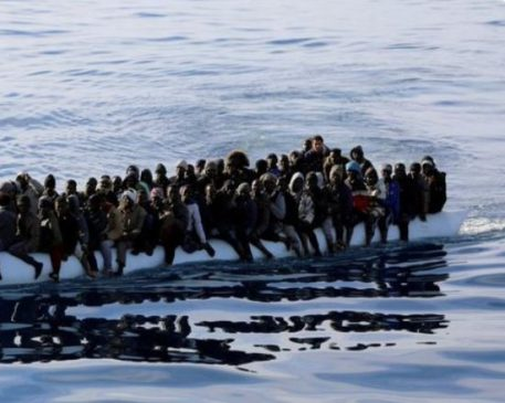 65 people die as migrant boat capsizes off Tunisia