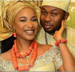 """Don't be deceived. I'm a tireless machine"" – Tonto Dikeh's ex-husband says after a follower made mention of ""40 sec"""