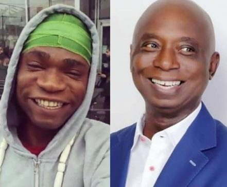 I'm obsessed with the thought of having sex with Ned Nwoko's daughter – Speed Darlington