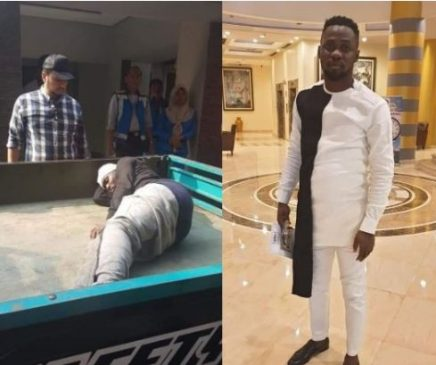 Nigerian man dies after he was hit by a car while trying to escape from Immigration in Indonesia