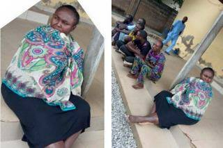 I arranged my kidnap to help my husband raise money – Suspect says (photos)