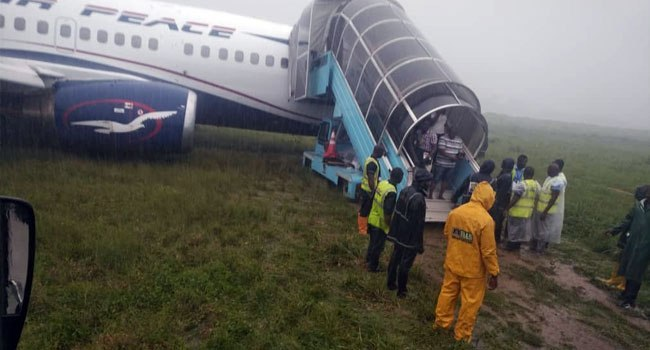Tragedy Averted As Air Peace Plane Almost Crashed in Porthacourt