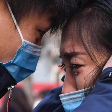 Corona virus ravages china – Recent statistics on the virus with protective measures