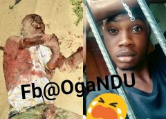 200 Level Geology Student Butchered In Cultist Reprisal Attack (Graphic Photo)