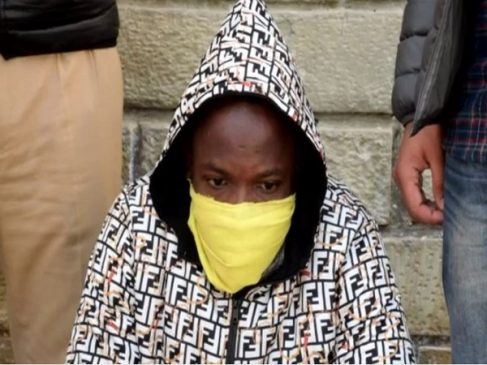 Nigerian arrested for drug trafficking in india