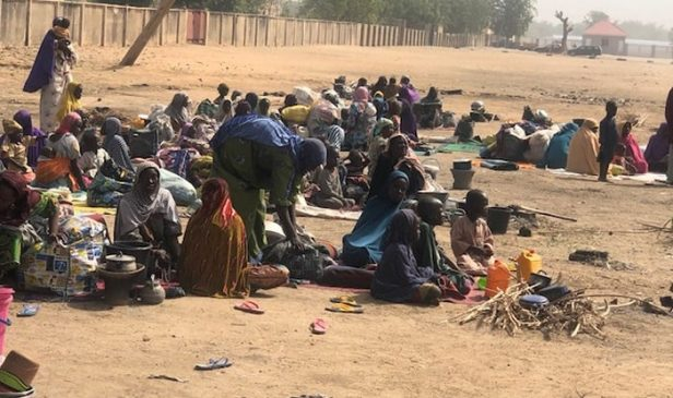 Many flee Villages To Sleep On Borno Streets For Fear Of Boko Haram