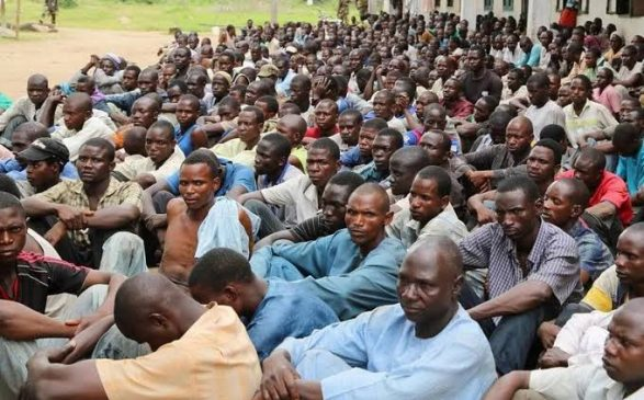 Nigerian Army cries out to the Federal Government after release of 1400 bokoharam suspects